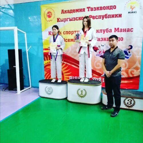 Гордимся победителями в соревнованиях по Таэкводо